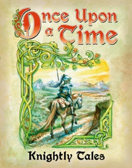 Expansão Knightly Tales para Once Upon a Time
