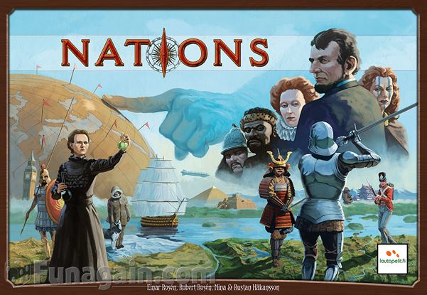 Nations - Asmodee Games