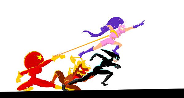 SpeedRunners Heroes