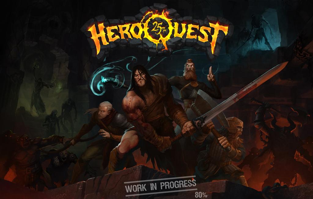 O Retorno de Hero Quest