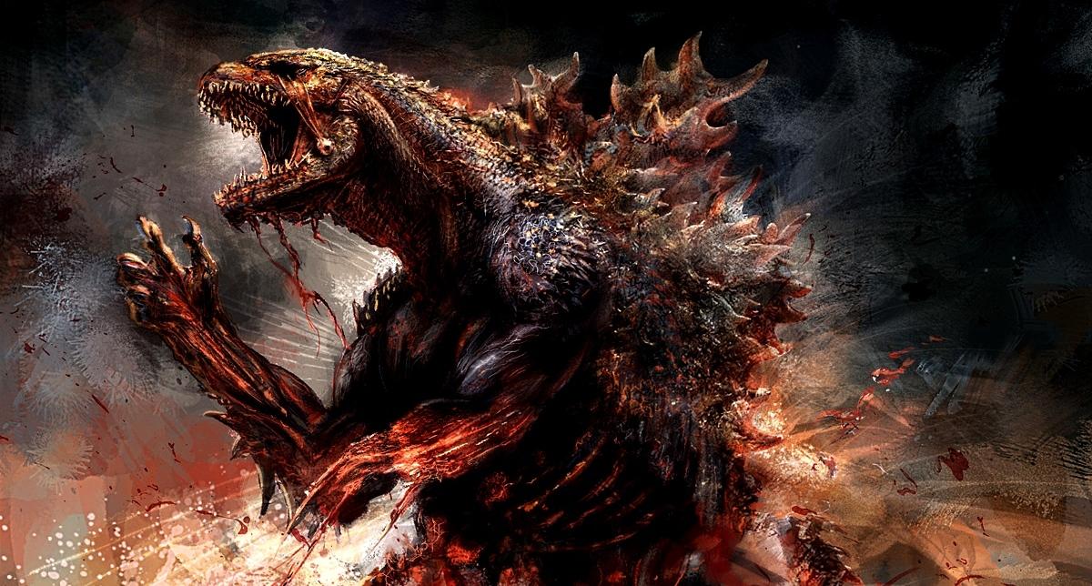 Primeiro Trailer Oficial de Godzilla