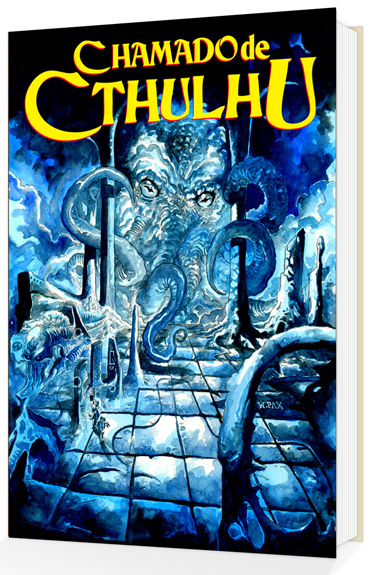 Ajude o RPG Chamado de Cthulhu a ser Publicado