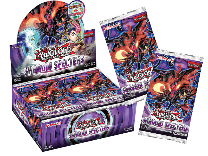 Yu-Gi-Oh! Shadow Specters Special Edition