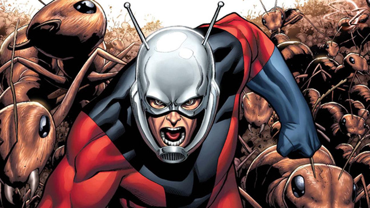 Revelado Protagonista de Ant-Man