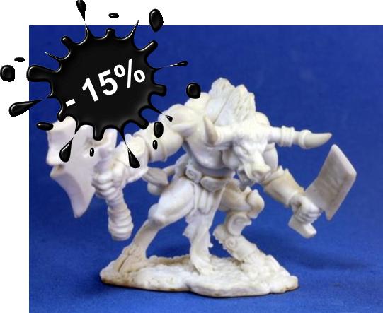 """Linha """"Bones"""" de Miniaturas com 15% de Desconto"""