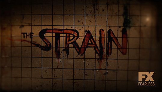 "Teaser Trailer de ""The Strain"""