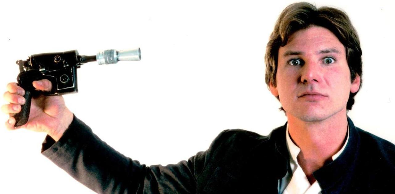 Han Solo em Filme Solo?
