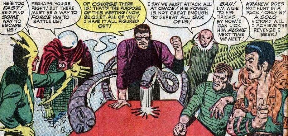 Vilões de Homem-Aranha Ganharão Seus Próprios Filmes