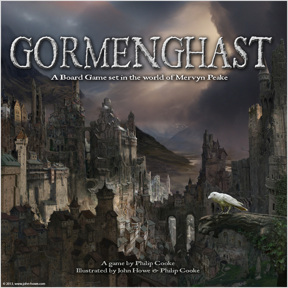 Gormenghast Board Game