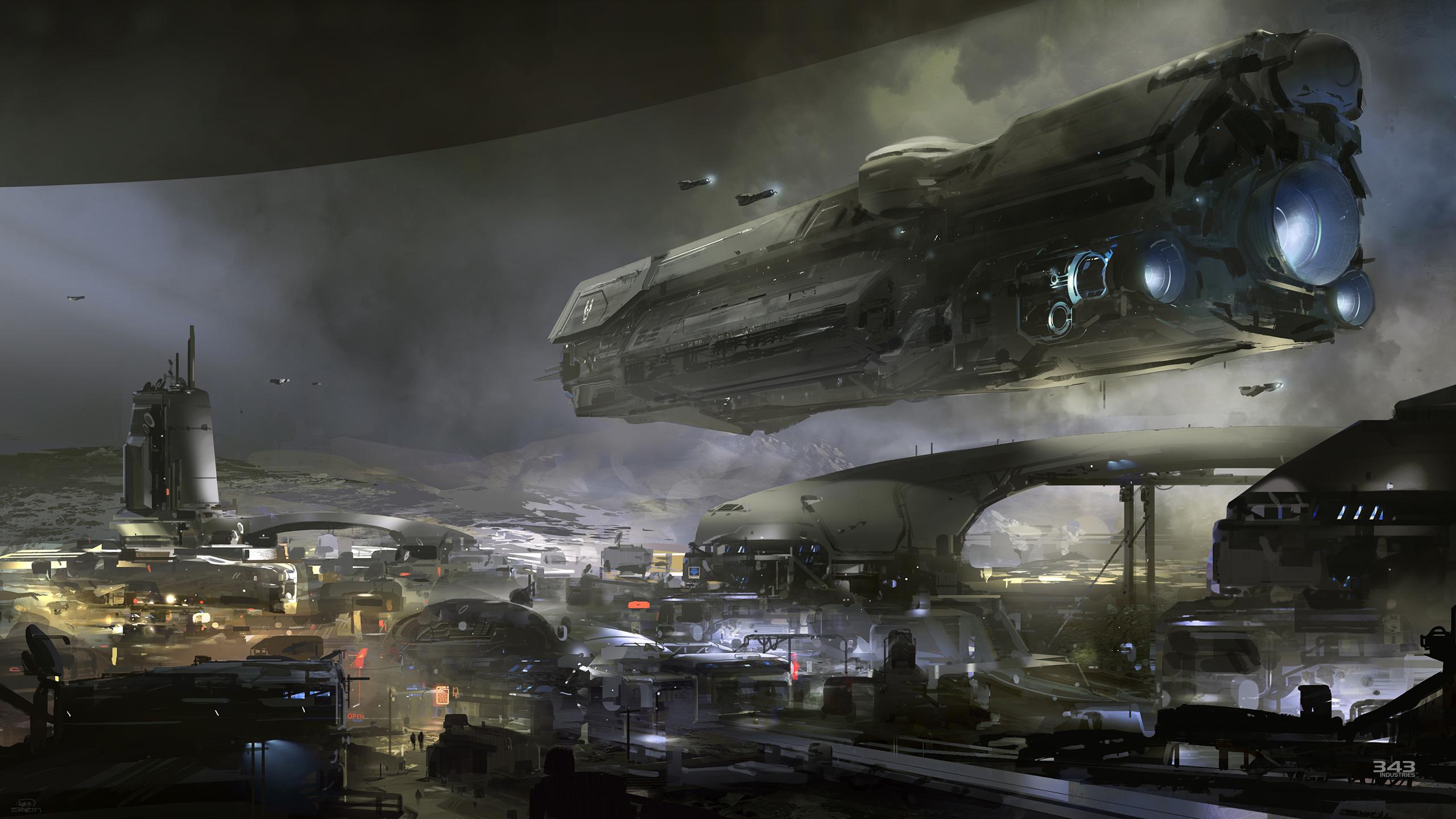 Prévia da nova Série Halo