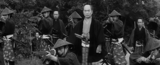 13 Assassinos – Jûsan-nin no shikaku, Japão (1963)