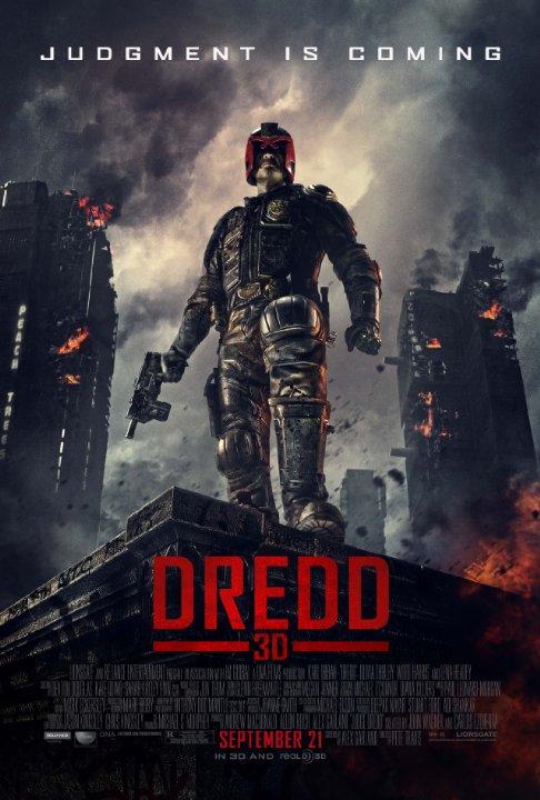 Dredd – Dredd (2012)