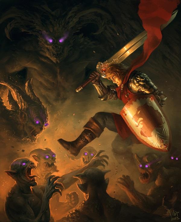 Wizards of the Coast vs Cryptozoic Entertainment!
