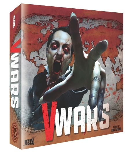 V-Wars Board Game
