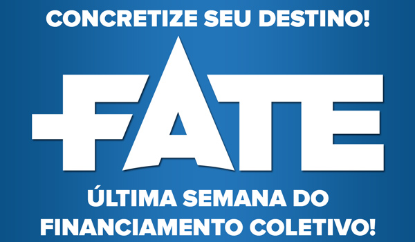 Fate RPG - Financiamento Coletivo