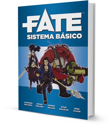 Fate RPG - Livro