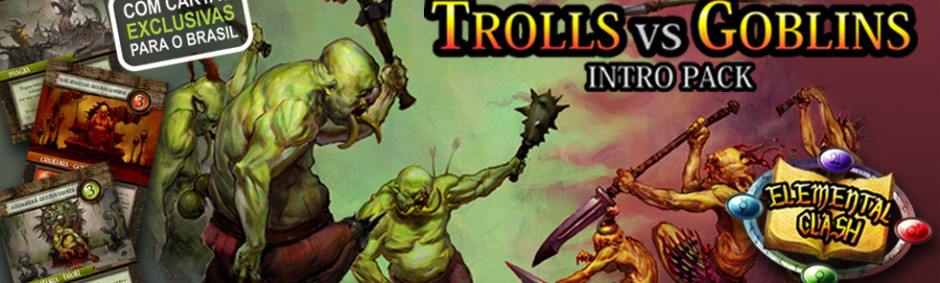 Elemental Clash - Trolls vs Goblins
