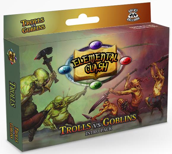 Elemental Clash: Trolls vs Goblins