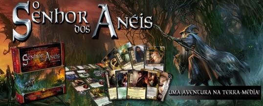 O Senhor dos Anéis: Card Game