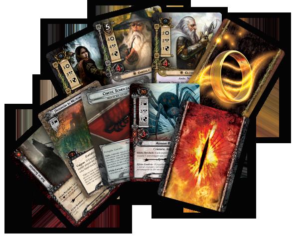 O Senhor dos Anéis Card Game