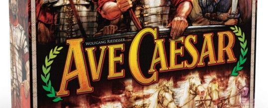 Review Ave Ceasar