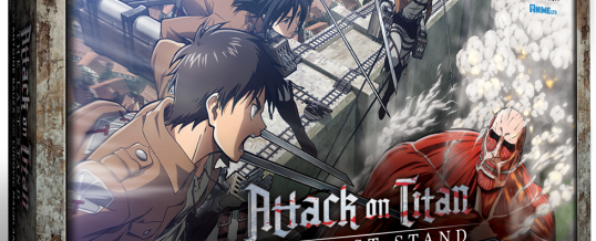 Attack on Titan: The Last Stand será lançado no final desse mês