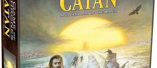 Fantasy Flight coloca Catan em Game of Thrones