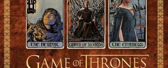Tarô de Game of Thrones em Novembro