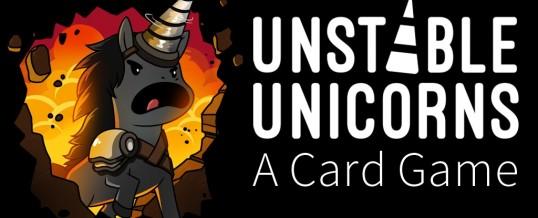 Unstable Unicorns, O Novo Jogo Para Desestabilizar Amizades!