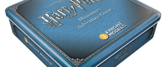 Harry Potter Miniatures Adventure Game Ganha Data de Lançamento