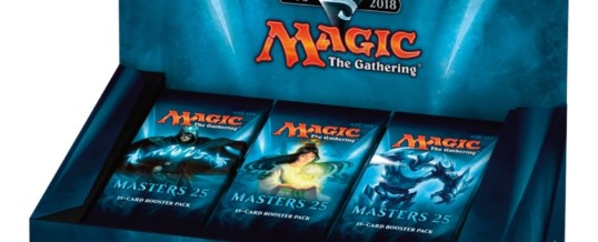 WotC Anuncia Magic: The Gathering – Masters 25