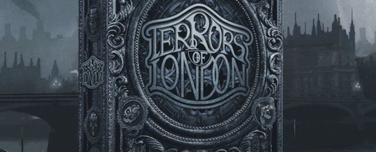 Terrors of London – Deck-Building de Horror na Era Vitoriana